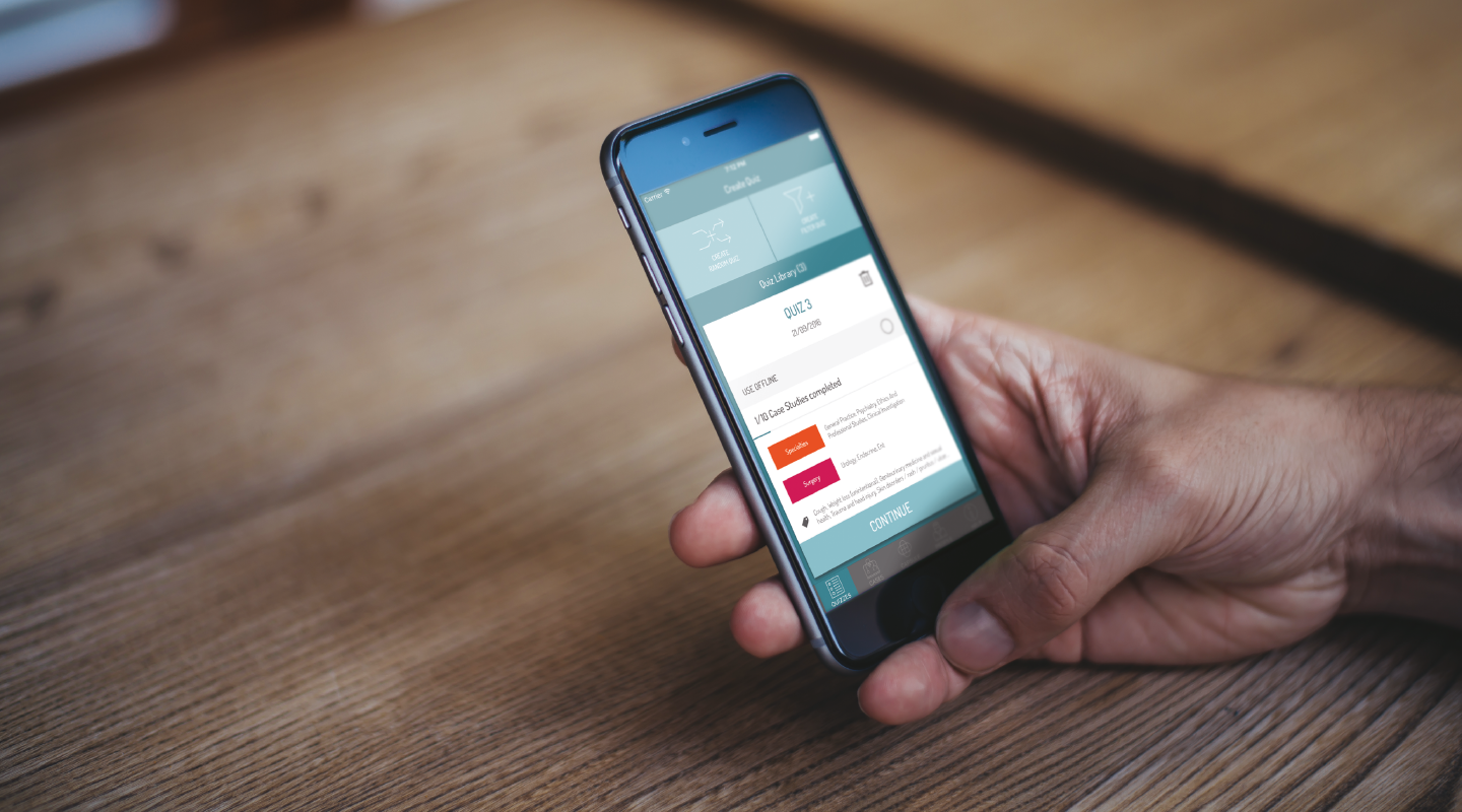 Medical Learning App | CAPSULE | Brighton and Sussex Medical