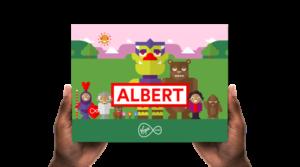 Albert - Oplift Extend