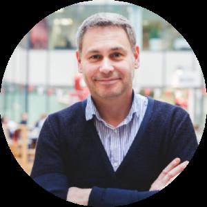Paul Williams retail director of Virgin Media