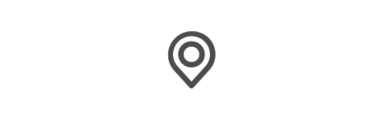 A pin drop to represent that you can report on locations with the reporting tool